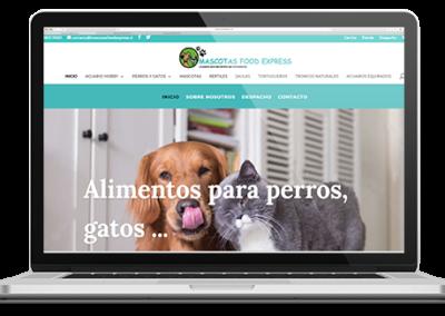 Mascotas food express