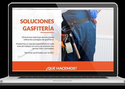Soluciones Gasfitería